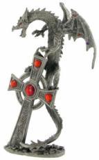 % Dracul Dragon with Cross
