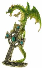 % Green Dracul Dragon with Cross