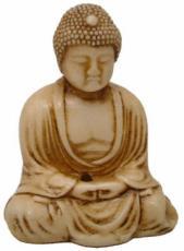 4 Buddha Incense Burners