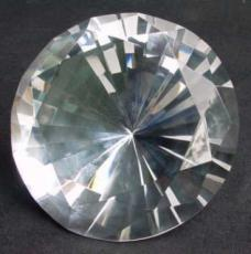 40mm CRYSTAL DIAMOND