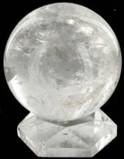 40mm Crystal Sphere and Stand