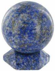 40mm Lapis Lazuli Sphere and Stand