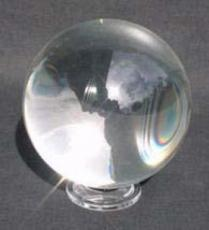 50mm CRYSTAL BALL with stand