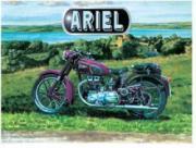 Ariel, Motorbike Metal Sign
