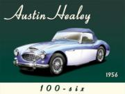 Austin Healey, Metal Sign