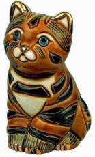 Baby Tabby Rincababy Figurine by De Rosa