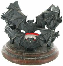 Bat T-Light Holder by Alchemy