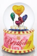 Birthday Balloons Snowglobe (Tune: Love Is A Many Splendid Thing)