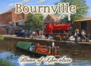 Bournville, Metal Sign