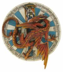Brigantius Wall Plaque by Alchemy