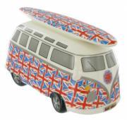 Brit Bus Camper Van Money Box