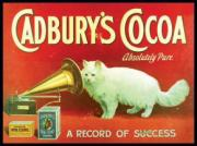 Cadbury's Cocoa, Metal Sign