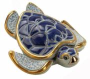 Carey Sea Turtle, Families Collection Figurine by De Rosa