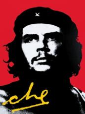 Che Guevara, Metal Sign