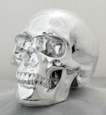 Chrome Skull by Design Clinic