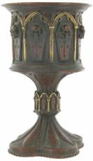 Coffin Font Goblet by Alchemy