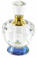 Crystal Perfume Bottle with Gift Box