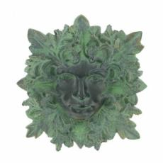 Enchantress Garden Wall Plaque, The Greenwood Tree