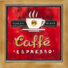 Espresso Ceramic Picture Tile by A Staehling 8