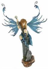 Fairy on Pillar