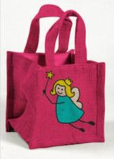 Fairy Party Jute Bag