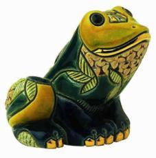 Frog Rincababy Figurine by De Rosa