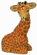 Giraffe, Anniversary Figurine by De Rosa