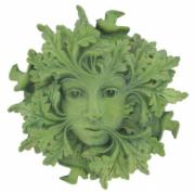 Green Spirit (Large) Garden Wall Plaque, The Greenwood Tree