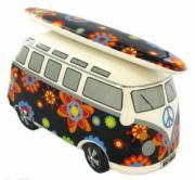 Gypsy Flower Camper Van Money Box