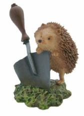 Hedgehog and Trowel