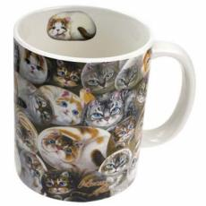Henry Cats Fine Porcelain Boxed Mug