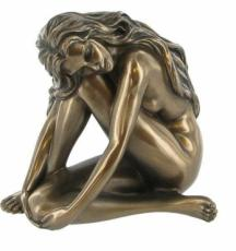 Lauren Cold Cast Bronze Sculpture