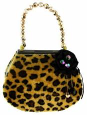Leopard Print Handbag Money Bank