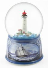 Lighthouse Snowglobe (Tune: