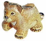 Lion Cub Rincababy Figurine by De Rosa