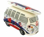Love Shack Camper Van Money Box