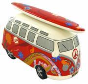 Love Wagon Camper Van Money Box