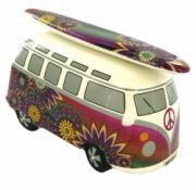 Paradise Beach Camper Van Money Box