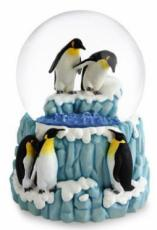 Penguin Dive Snowglobe (Tune:
