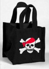 Pirate Party Jute Bag