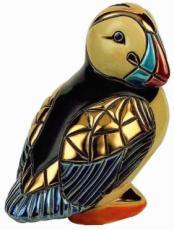 Puffin, Anniversary Figurine by De Rosa