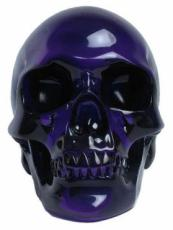 Purple Skull by Design Clinic