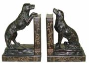 Retriever Bookends