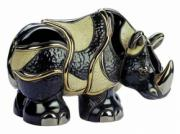 Rhino, Medium Collection Figurine by De Rosa