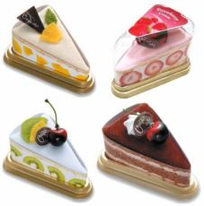 Royal Sandwich Cakes (Set of 4 Assorted Colours)
