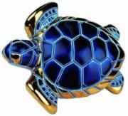 Sea Turtle, Anniversary Figurine by De Rosa