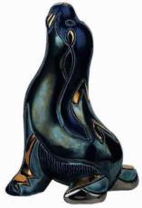 Seal, Anniversary Figurine by De Rosa