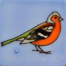 Set of 4 Chaffinch Fridge Magnets