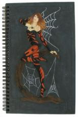 Spider Fairy Notebook
