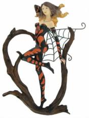 Spider Fairy Wall Plaque
